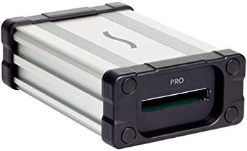 Sonnet Echo ExpressCard Pro Thunderbolt Adapter & SxS Media Reader
