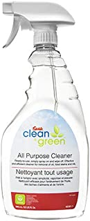 Swish Clean & Green All Purpose Cleaner, Removes Oil, Food Stains and Ink, Leaves No Residue, Contains Natural Essential Oils, Does Not Contain VOCs, Fast Drying, 1 Qt. - Ecologo Certified