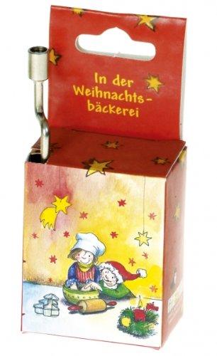 Fridolin 59404 Spieluhr Zuckowski - In der Weihnachtsbäckerei