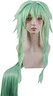 magic acgn GreenGame Hair Cosplay Wig For Women Halloween Wig