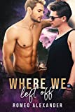 Where We Left Off (Heroes of Port Dale Book 5)