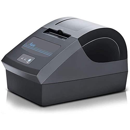 ACLAS 3'1/8 Thermal Receipt Printer 80mm USB Port Support Cash Drawer ESC/POS (150mm/s,USB+D9 Serial Port)