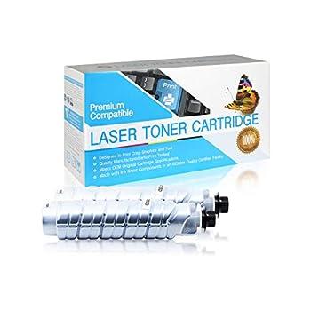 SuppliesOutlet Compatible Toner Cartridge Replacement for Ricoh Type 2120D / 888169/885288  Black,2 Pack