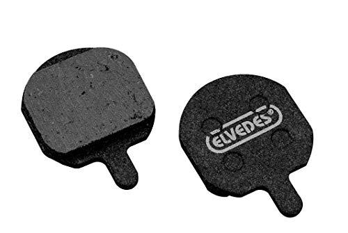 Elves Hayes Sole, 3, MX-4, GX-2 / Pr remblokken Cycle/MTB/E-Bike/Mountainbike/straat, unisex, zwart, standaard