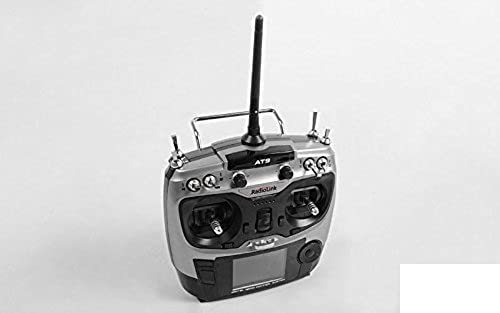 moda clasica RC4WD Radiolink AT9 2.4 GHz 9 Channel Channel Channel Radio System RX TX Z-R0012 Killer Krawler  calidad garantizada