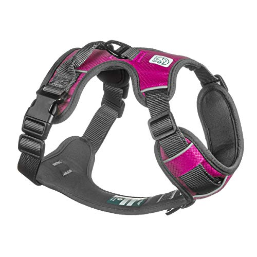 Embark Adventure Dog Harness, Easy On and Off with Front and Back...