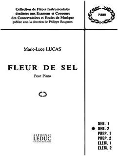 Marie-Luce Lucas: Fleur de Sel (Piano Solo) Piano