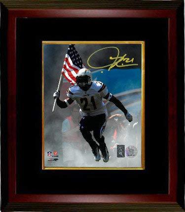 LaDainian Tomlinson San Diego Chargers NFL 8x10 Photograph USA Flag