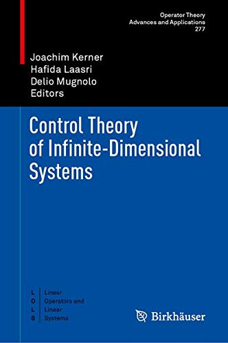 Control Theory of Infinite-Dimensional Systems (Operator Theory: Advances and Applications (277))
