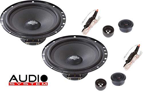 AUDIO SYSTEM MX 165 EVO 2-Wege System 80 Watt 3 Ohm