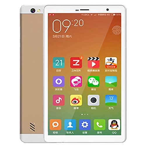LHONG Tablet 8 Pulgadas, Wi-Fi, Procesador Octa-Core, HD Display, 2 GB de RAM, 32GB, 4000mAh, Android 9.0