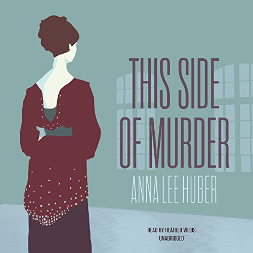 This Side of Murder audiobook cover art