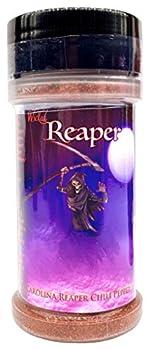 Carolina Reaper Chili Pepper Powder Wicked Tickle Wicked Reaper World s Hottest Chili Pepper