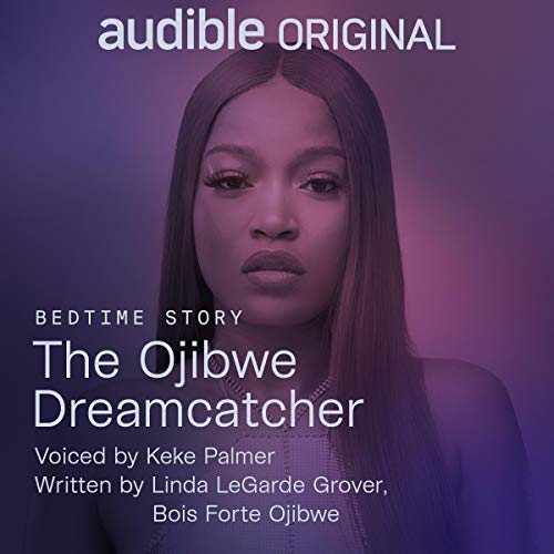 The Ojibwe Dreamcatcher book cover