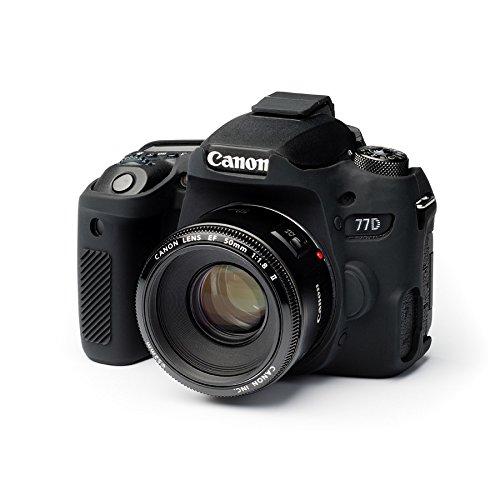 Funda easyCover para Canon 77D.