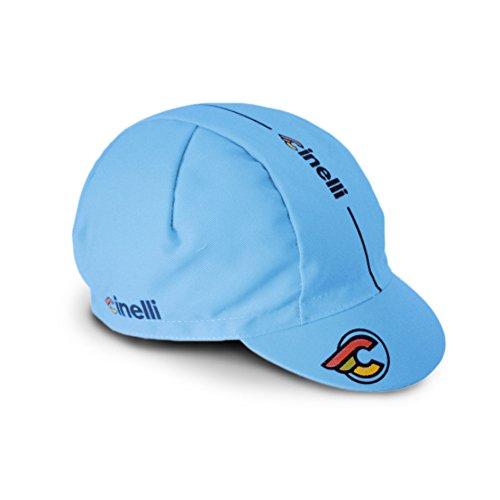 Cinelli Bonnet Super Corsa uni Bleu Clair