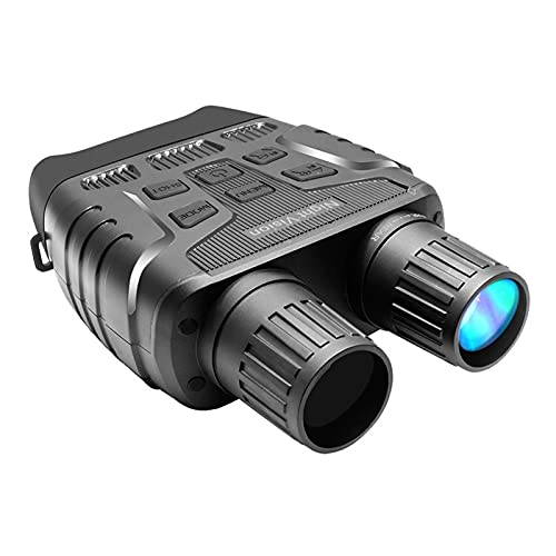 """BEIHUAN Digital Night Vision Binoculars for Adults Day and Night Use - Infrared High Range Hunting Camera Night Vision Googgles with 32G TF Card 2.31"""" LCD Screen for Wildlife The Best Gift for Father'"""