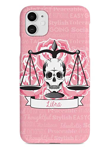 Zodiac Sign-Libra Anti- Choques y Anti- Arañazos iPhone 12/11 Pro MAX 12 Mini SE X/XS MAX XR 8 7 6 6s Plus Funda Cajas del Teléfono