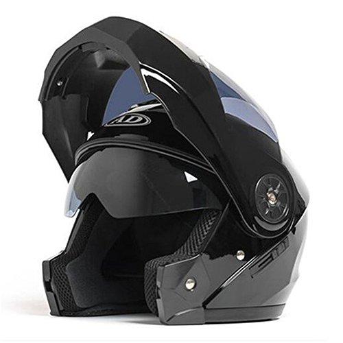 システムヘルメット バイクヘルメット ヘルメット 男女共用ヘルメット フリップアップヘルメット PSC付き AN-1[商品05/フリーサイズ]