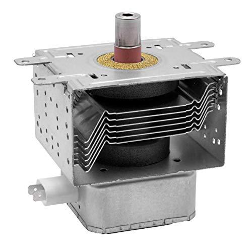 vhbw Magnetron Rohr passend für Midea Mikrowelle - Ersatzteil, Ersatz für 2M319K
