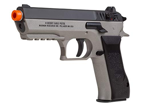 CyberGun Magnum Research Baby Desert Eagle CO2 NBB with Metal Slide- Black, Gry CO2 Pistols