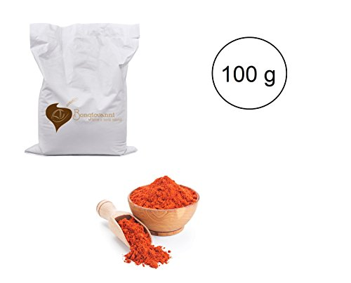 Paprika in polvere Peperone dolce 100g