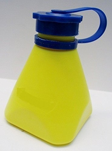 Lötwasserflasche 150 ml Gelb Lötwasser Löten Dachdecker Flasche Dachrinne