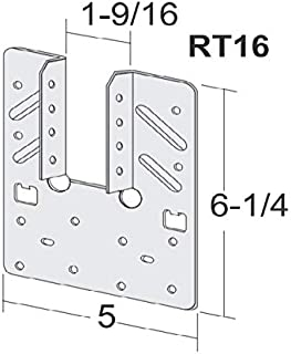 (50 Count) Tamlyn RT16 / H10A Similar Rafter Ties