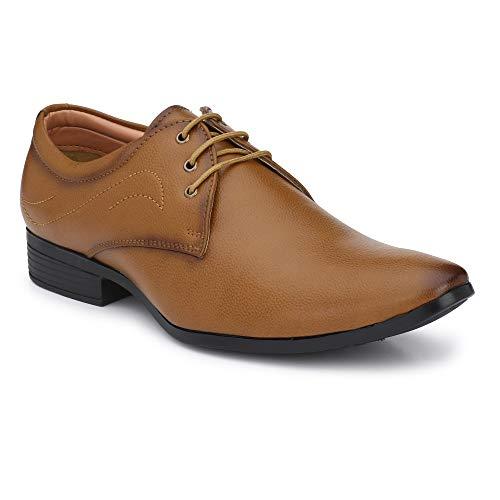 Aaravin's Men's Officewear Synthetic Lace up Formal Shoe