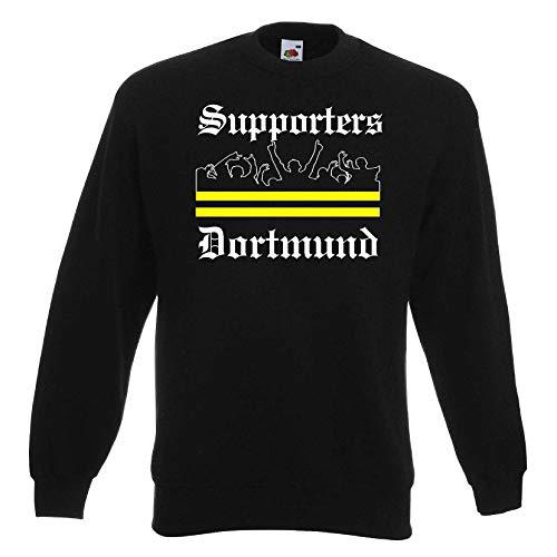 Dortmund Herren Sweatshirt Supporters Ultras