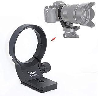 リング式三脚座、レンズサポート、三脚マウントリング for ソニーSEL2870 Sony FE 28-70mm F3.5-5.6 OSS、ソニーSEL85F14GM Sony FE 85mm F1.4 GM、ソニーSEL50F14Z Sony...