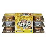 Play-Doh Slime Gold Collection HydroGlitz - Pack de 12 Pinturas líquidas para niños a Partir de 3 años, Lata de 28 g