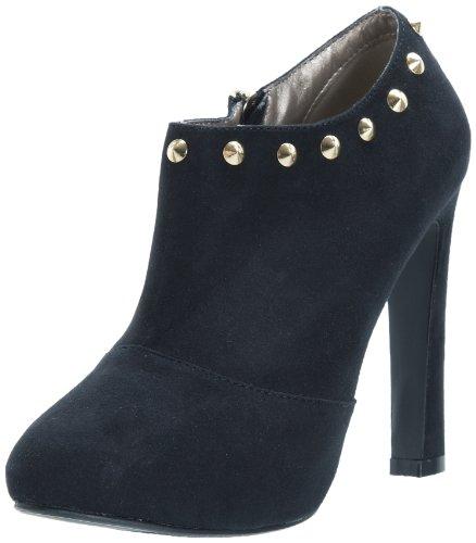 Victoria Delef Dressy Shoe 13I0502, Damen Pumps, Schwarz (Negro), EU 38