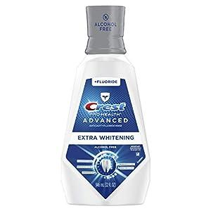 Crest Pro Health Mouthwash With Extra Whitening