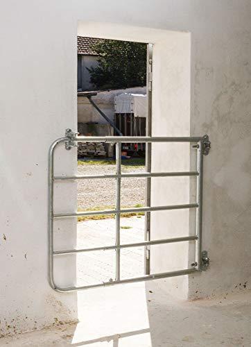 Kerbl Weidetor verstellbar 1-1,7 m verzinkt, incl. Montageset