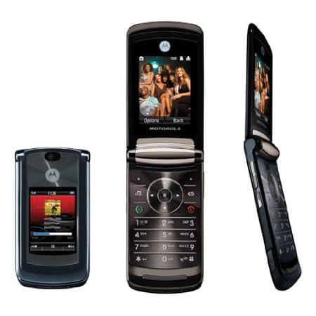 Motorola V8 Elektronik