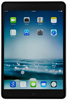 Apple iPad mini with Retina Display (32GB, Wi-Fi + T-Mobile, Space Gray) NEWEST VERSION
