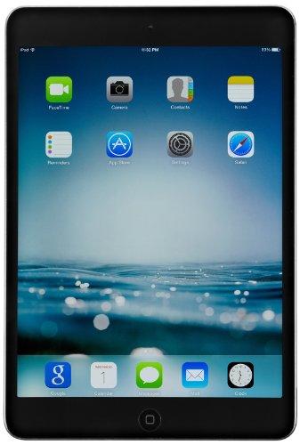 Apple ME277LL/A 8-inch iPad Mini 2 with Retina Display (1.30GHz Dual-core Processor, 32GB...