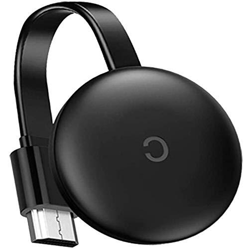 LKIHAH Stick de TV de Google Chromecast para Netflix Youtube recientes Fi Pantalla HDMI Dongle inalámbrica Miracast para Android iOS PC