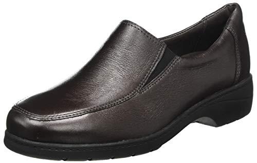 CAPRICE Damen 9-9-24350-25 Slipper, Brown Perlato, 38 EU
