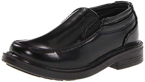 Deer Stags Brian Slip-On Dress Shoe (Toddler/Little Kid/Big Kid),Black,11 M US Little Kid