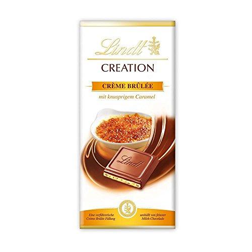 Lindt Creation Schokolade Créme Brûlée (14x150g Tafel)