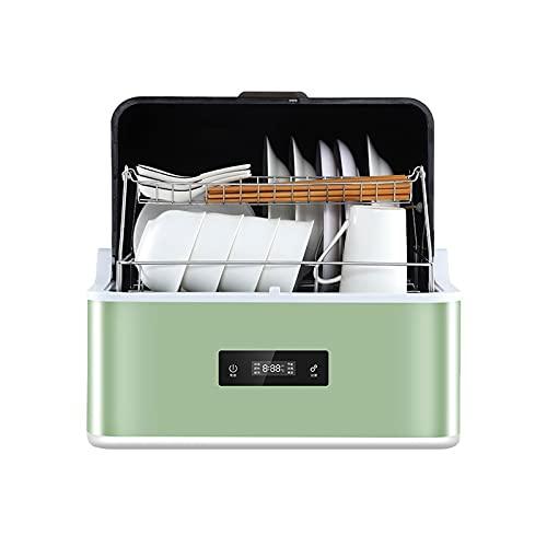 Lavavajillas Sin Instalación, Lavavajillas De Sobremesa Pequeño Doméstico Automático, 6 Modos De Limpieza, Lavavajillas