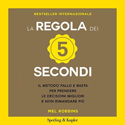 La regola dei 5 secondi cover art