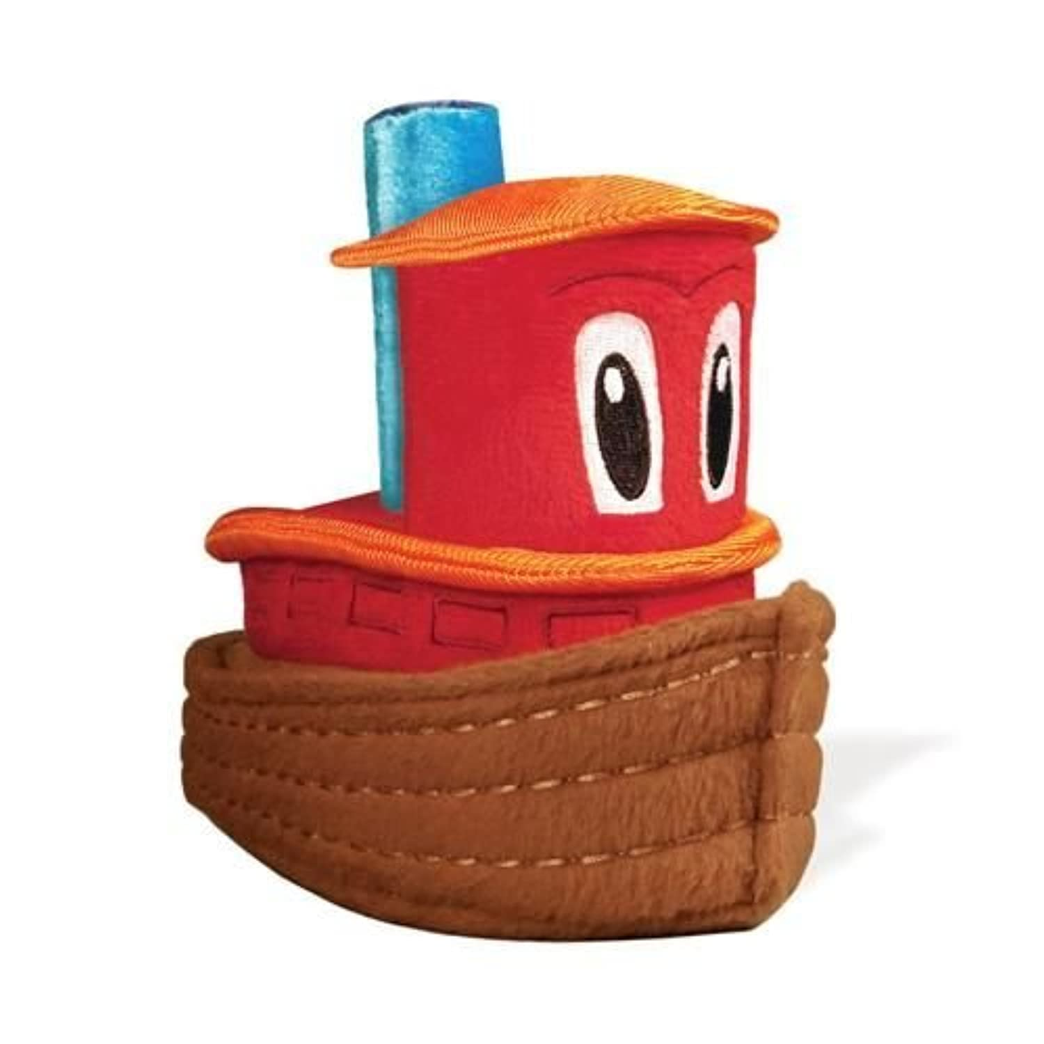 Scuffy the Tugboat Soft Toy by YOTTOY