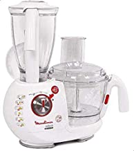 MOULINEX Odacio 3 Litre Food Processor, 10000 Watts, White, Plastic, FP7331BA