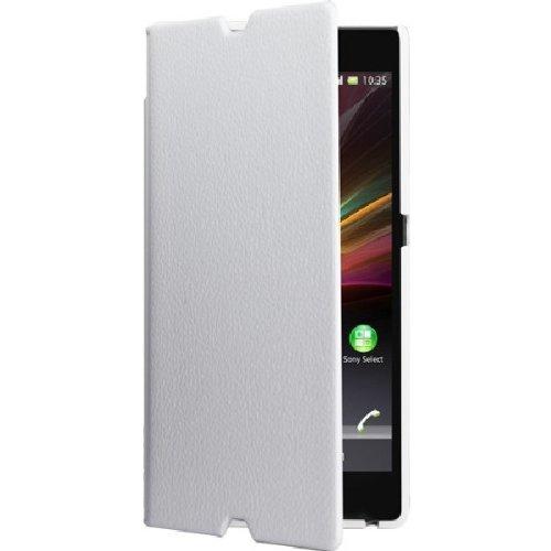 BigBen Custodia per Sony Xperia Z, Bianco