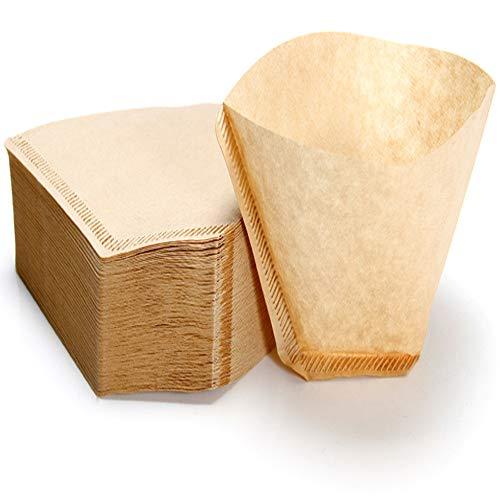 2-4 Porties Koffie Met De Hand Wassen 100 Vellen Filtreerpapier Om De Smaak Van Koffie Te Behouden En Kleur Aan Uw Leven Toe Te Voegen