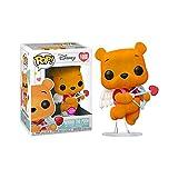 Funko POP! Disney #1008 - Winnie The Pooh [Flocked as Cupid] Exclusive