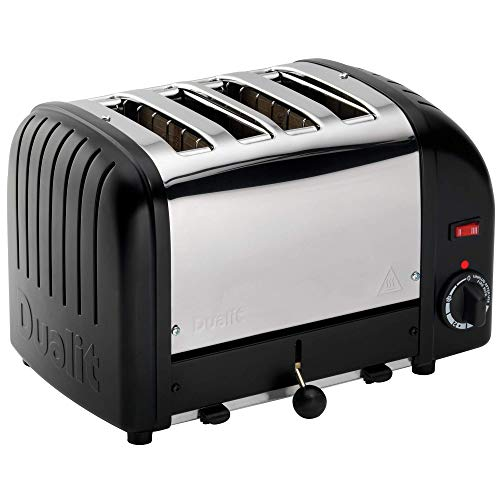 Dualit Vario Toaster 4 tranches Noire